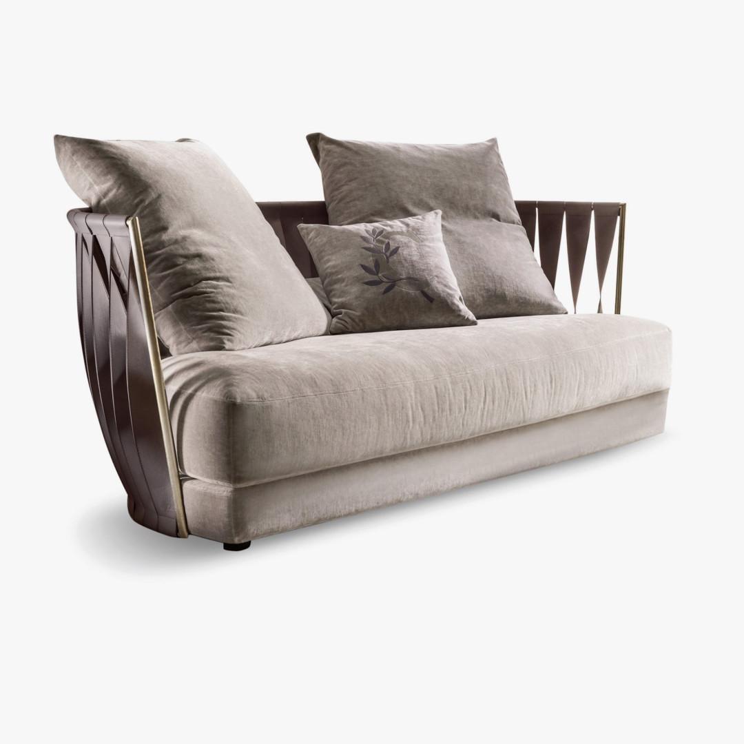 Groovy Twist Sofa Imaestri Inzonedesignstudio Interior Chair Design Inzonedesignstudiocom